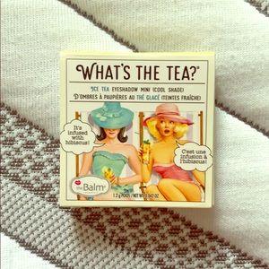 TheBalm What's the Tea Eyeshadow.